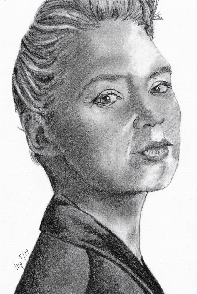 Virginie Efira by patrick